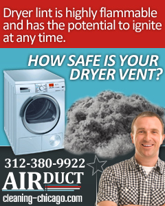 dryer vent cleaning Chicago